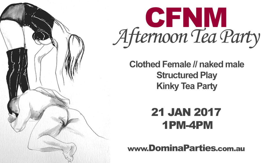 Sydney CFNM Afternoon Tea Party ~ 21 January 2017