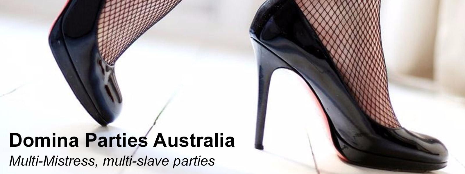 Domina Parties Australia
