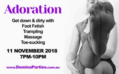 Brisbane Adoration ~ 11 November 2018