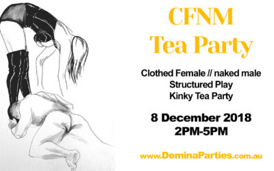 Gold Coast CFNM Tea Party ~ 8 December 2018