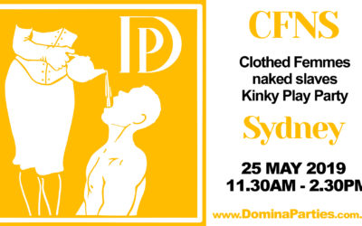 Sydney CFNS Tea Party ~ 25 May 2019
