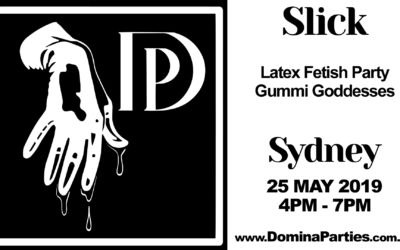 Sydney Slick Latex Fetish Party ~ 25 May 2019