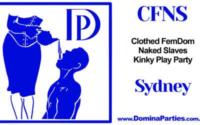 Sydney CFNS Tea Party ~ 23 November 2019