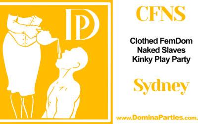 Sydney CFNS ~ 26 July 2021
