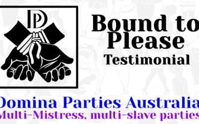 Testimonial: Bound To Please 28 September 2019
