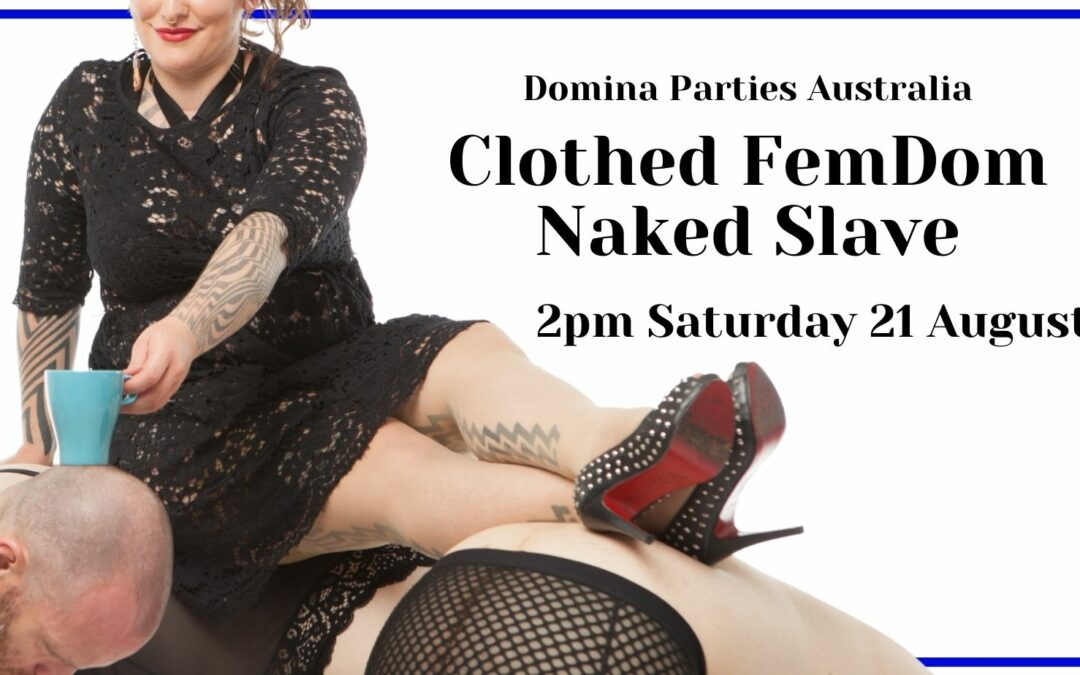 Melbourne CFNS Party ~ 21 August 2021