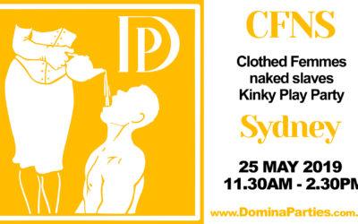 Sydney CFNS Tea Party ~ 25 May 2019