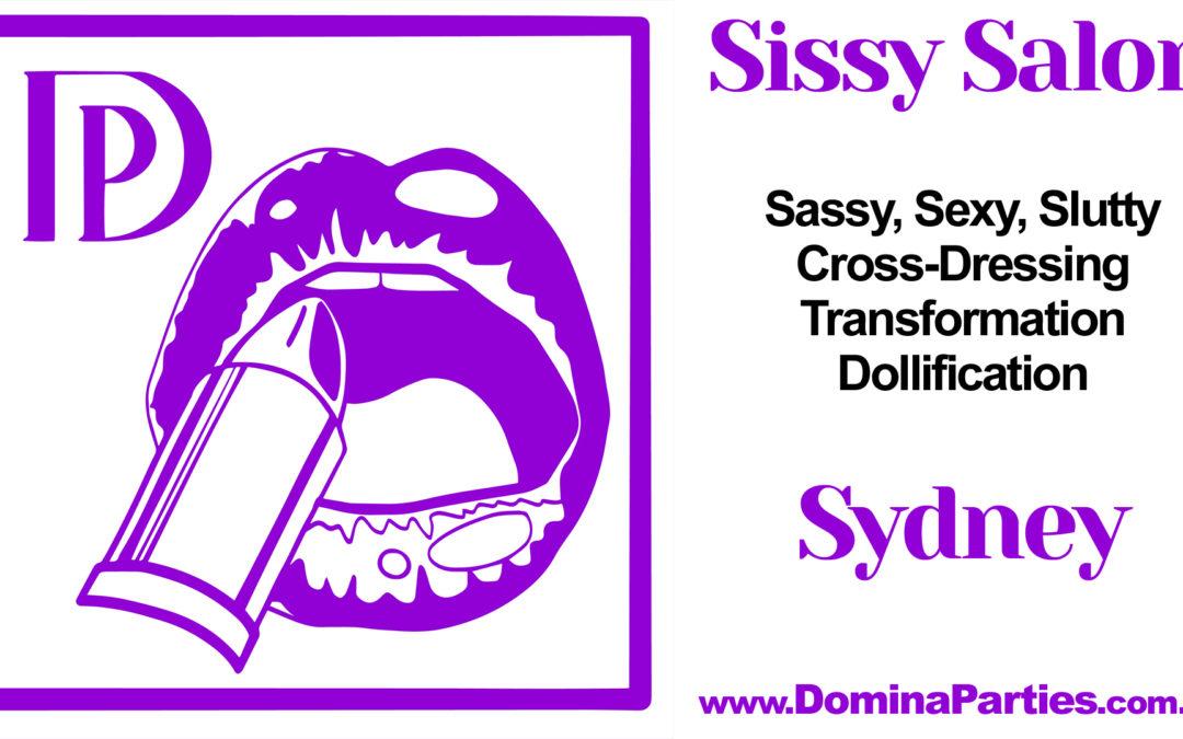 Sydney Sissy Salon: Damsels in Distress ~ 24 August 2019