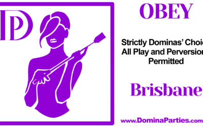 CANCELLED Brisbane Obey! ~ 25 April 2020