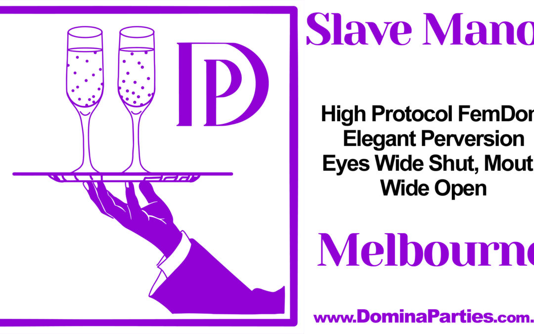 Melbourne Slave Manor: Schoolyard Haze ~ 15 February 2020